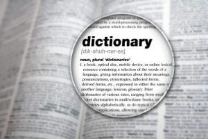 Infoconic Advanced Dictionary