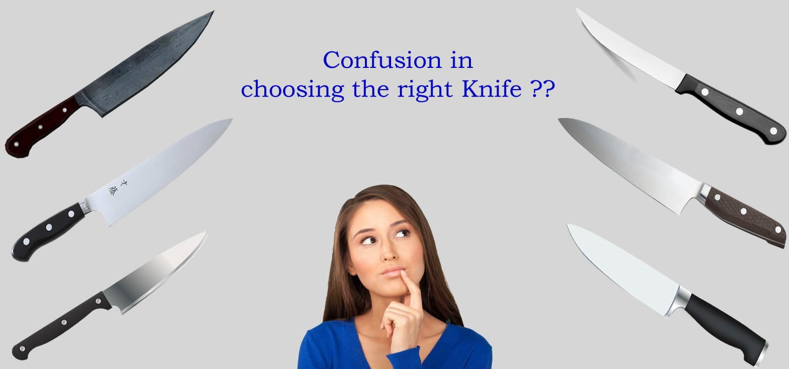 How to choose the best kitchen knife for you - a beginner's guide