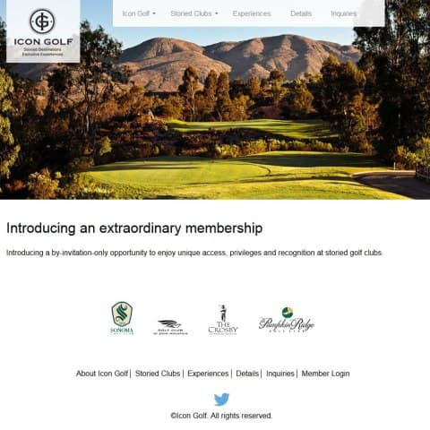 Icon Golf