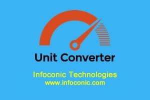 Units Converter