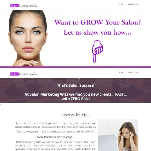 Salon Marketing wizz