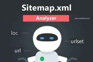 Sitemap.xml Analyzer - Fetch Sitemap.xml of any website