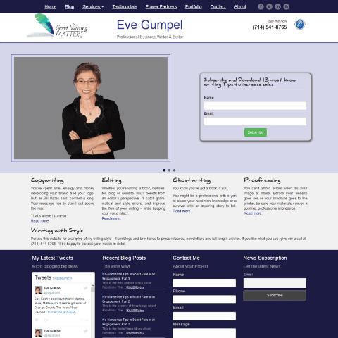 Eve Gumpel